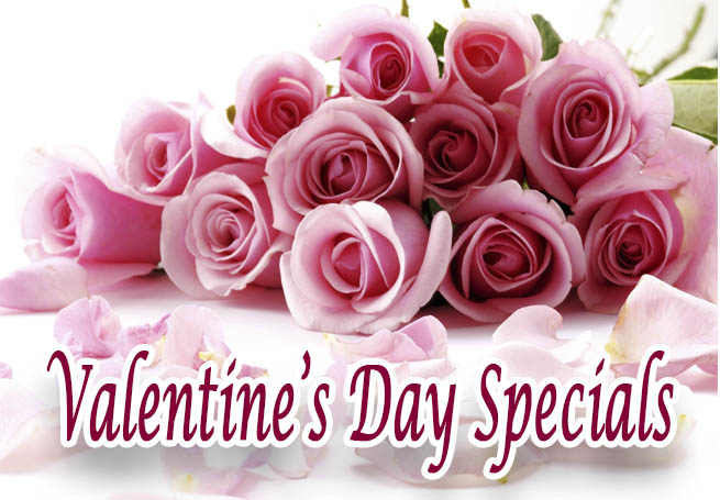 Valentine's Day Specials at Phoenix City Grille